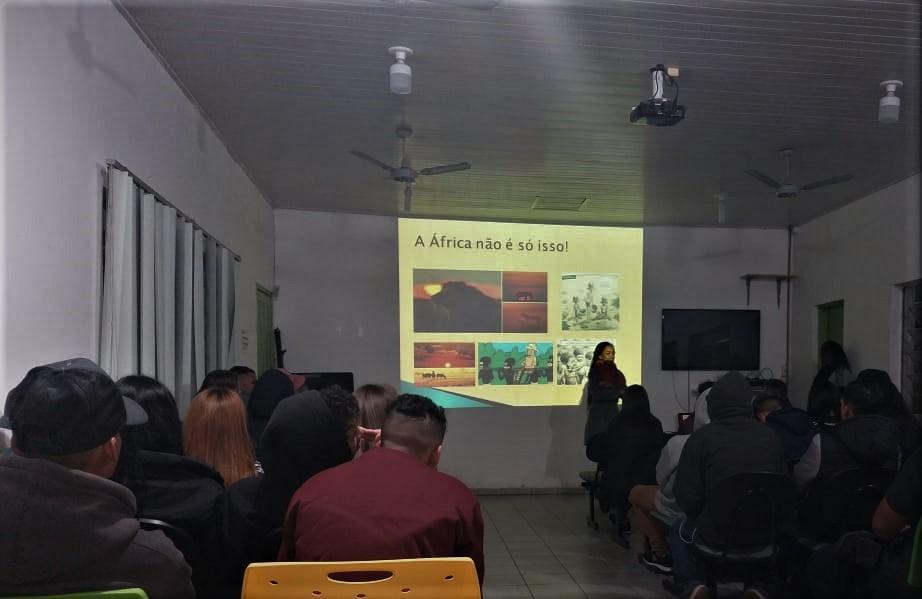 Escola Rio Grande do Sul recebe