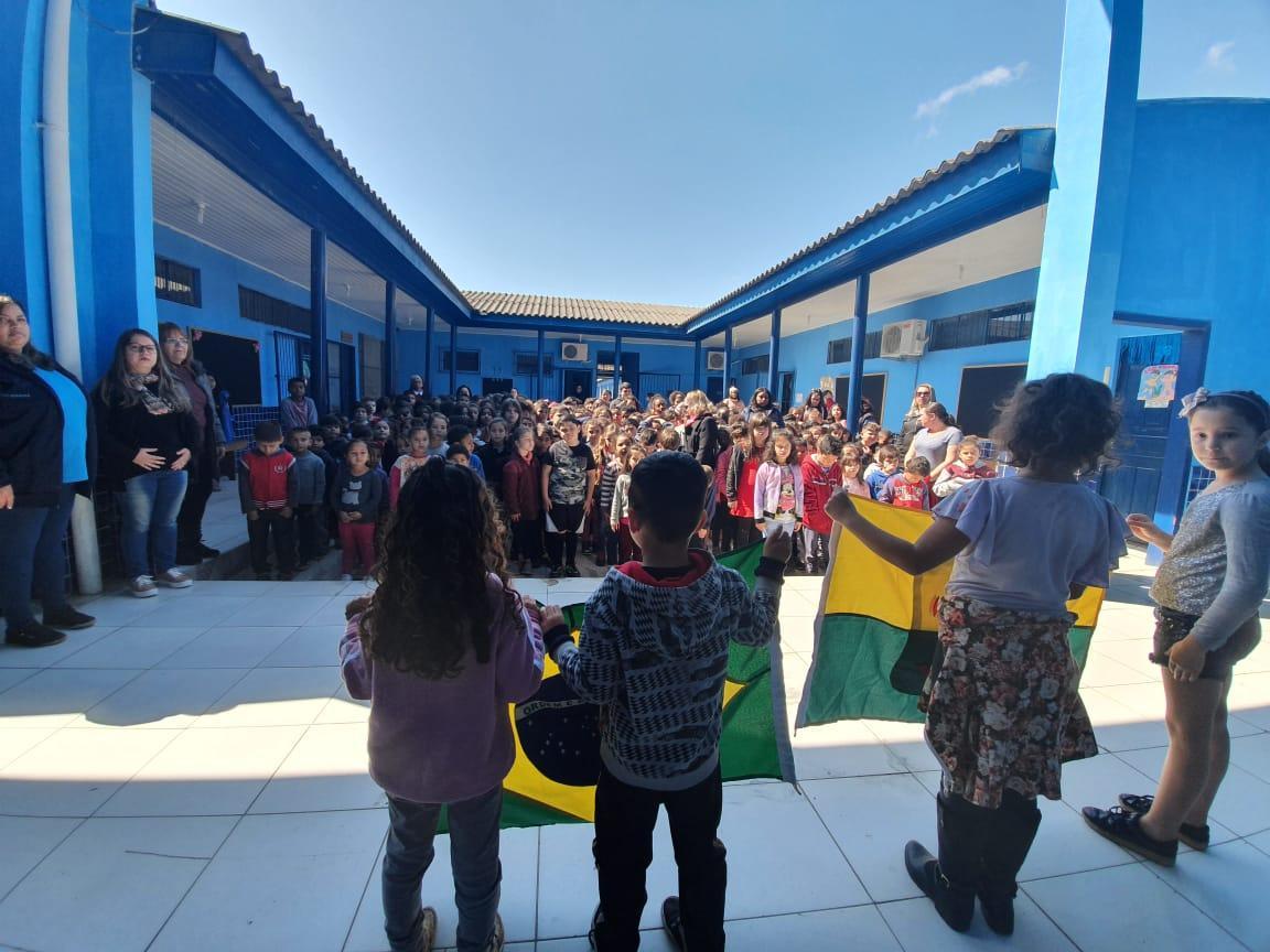 Escolas de Guaíba trocam o desfile da pátria por horas cívicas