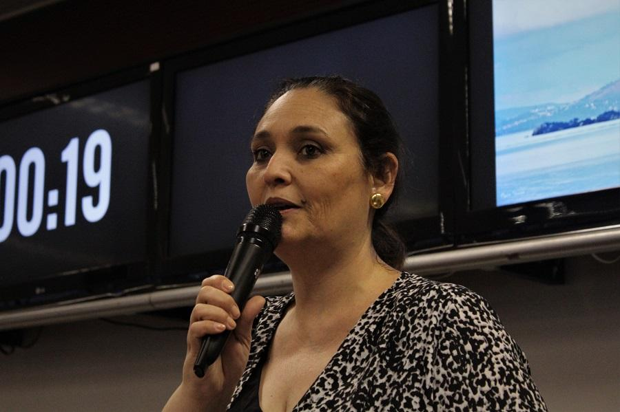 Secretária de Educação apresenta dados sobre vagas de educação infantil
