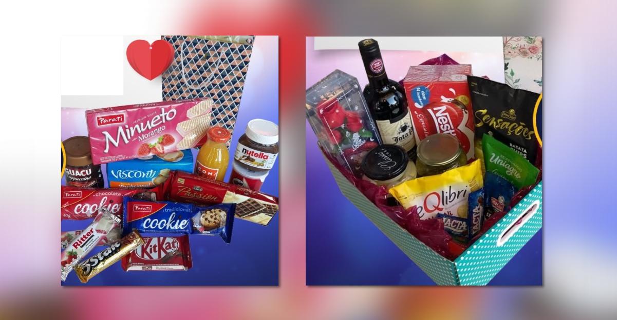 5 anos da Super Sacola e Dia dos Namorados: parceria com jornal Guaíba Online vai sortear cestas na Enquete Premiada