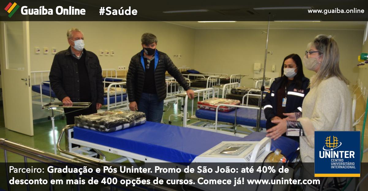 Hospital de Guaíba será inaugurado nesta terça-feira com presença do Ministro da Saúde e Governador do RS