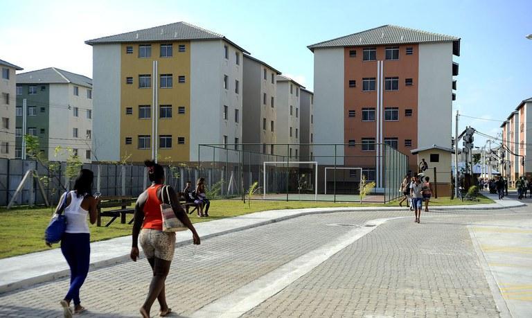 Novo programa habitacional