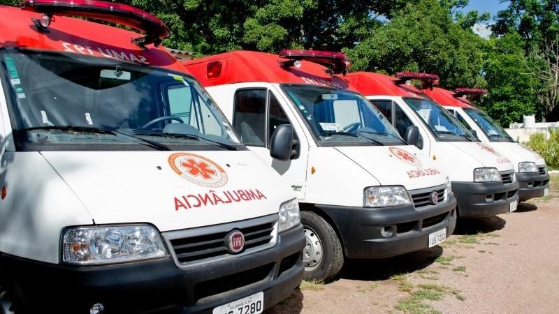 Secretaria da Saúde e Cosems querem ampliar cobertura do Samu no Estado para 100%