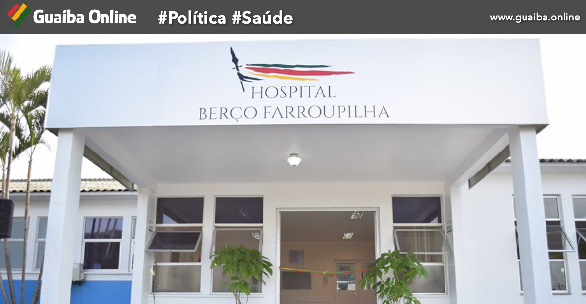 Três vereadores acessam área proibida do Hospital de Guaíba e Brigada Militar é chamada para retirá-los