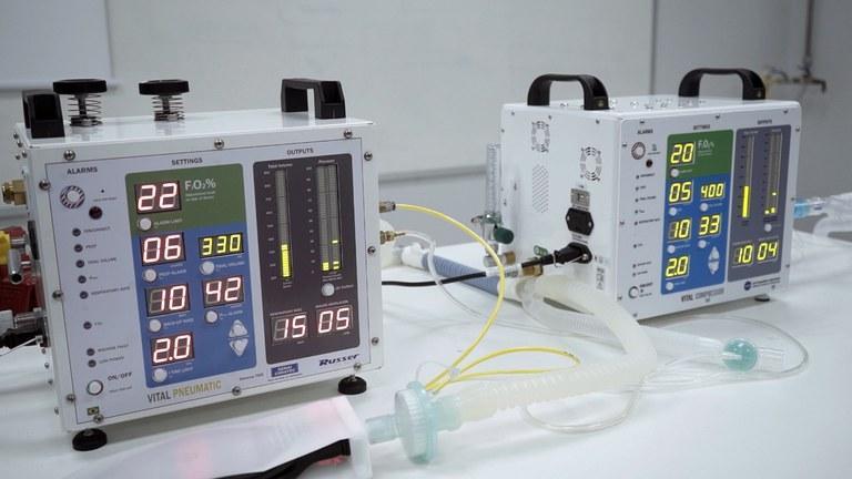 Brasil produzirá respirador projetado pela Nasa; primeiro lote deve ter 300 unidades