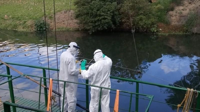 Estudo mostra aumento do coronavírus em arroios da Grande Porto Alegre
