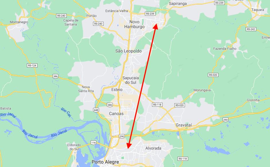 Estudo para construção da Rodovia do Progresso, que liga Porto Alegre a Novo Hamburgo, deve iniciar ainda em setembro