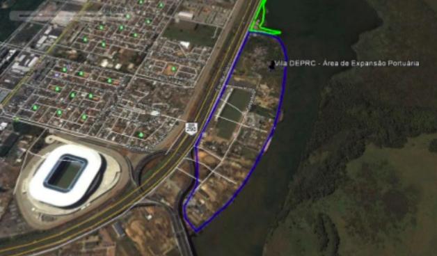 Com nova licitação, governo tenta novamente a concessão de área portuária em Porto Alegre