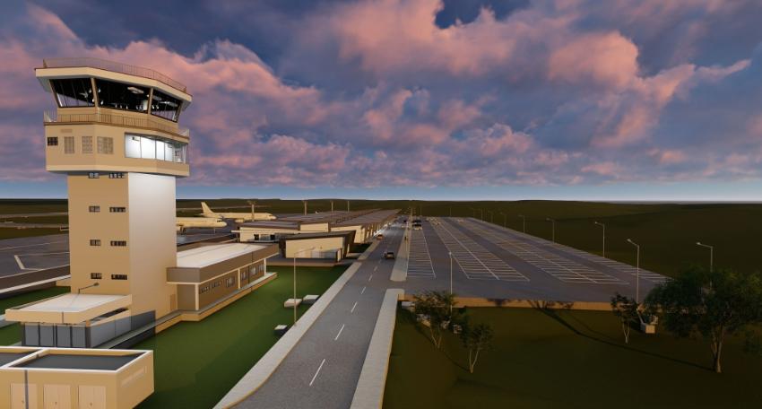 Fepam emite Licença Prévia do Aeroporto Regional da Serra Gaúcha