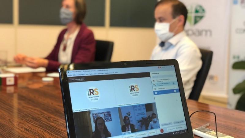 Fepam lança sistema RS Água com dados sobre a qualidade hídrica do Estado