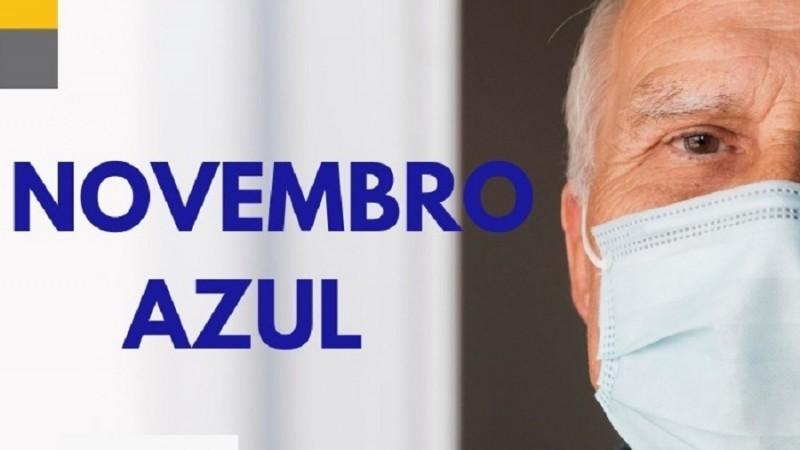 Novembro Azul alerta para a importância da prevenção ao câncer de próstata