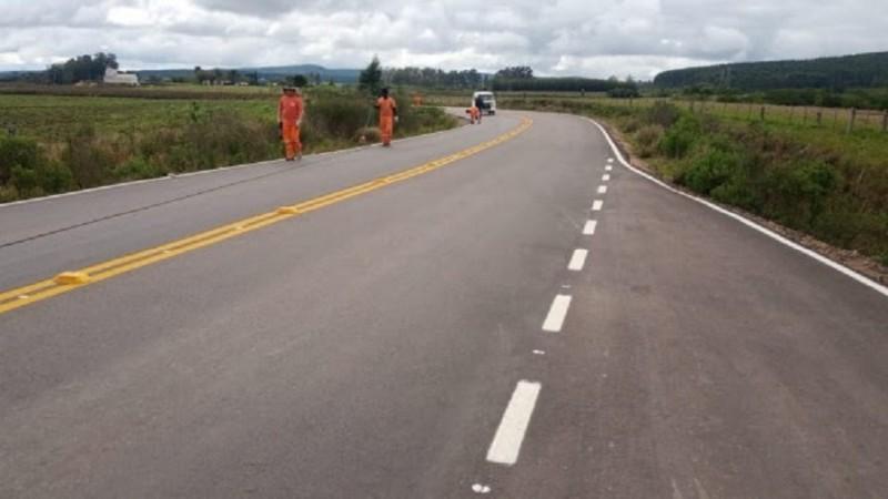 Pavimentação do acesso a Sertão Santana entra em fase final