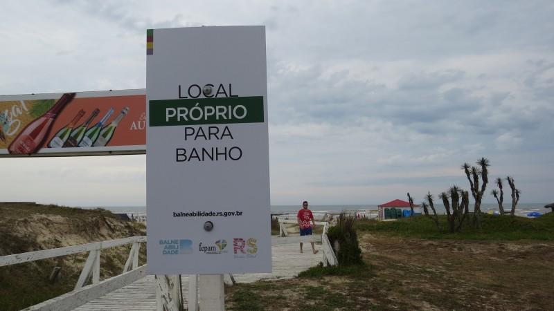 Fepam monitorará qualidade das águas de balneários e praias gaúchas