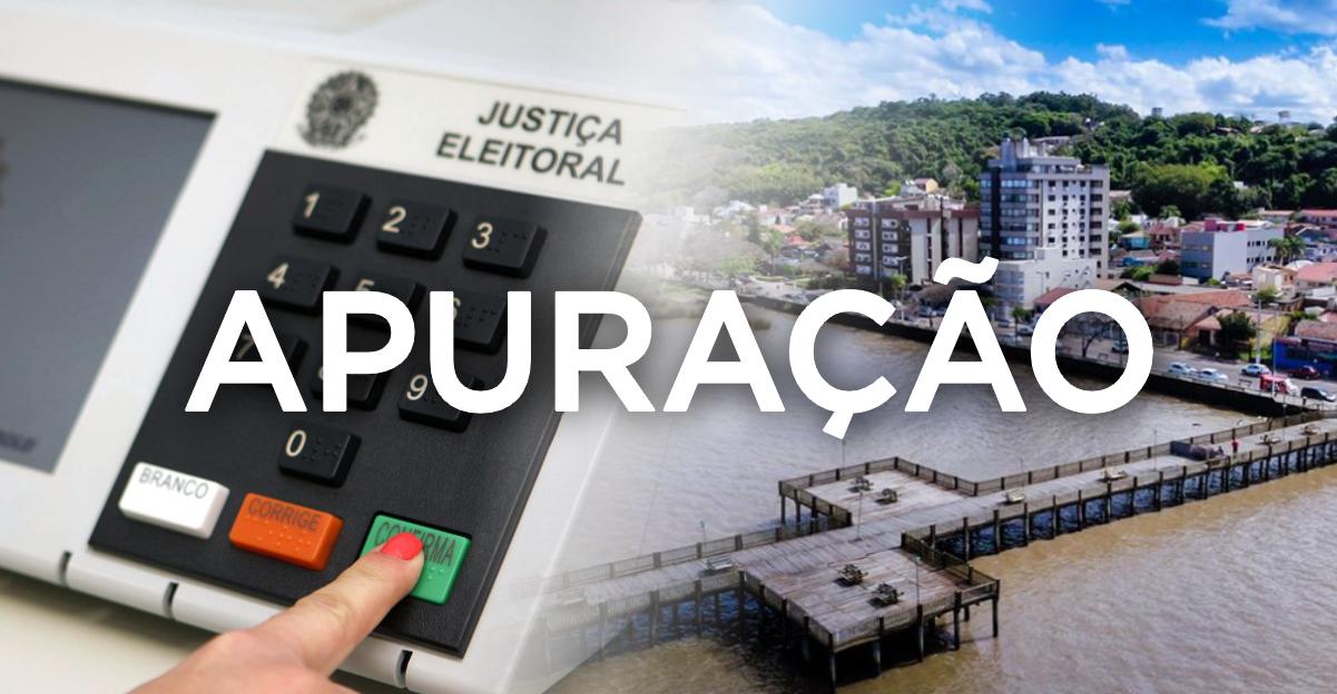 Marcelo Maranata vence Sperotto por 212 votos de diferença e é eleito prefeito de Guaíba; veja números