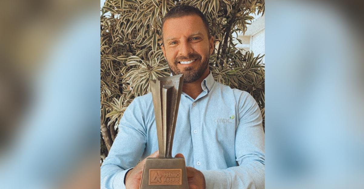 Diretor da CMPC está entre os 10 melhores comunicadores do Brasil pelo prêmio Aberje