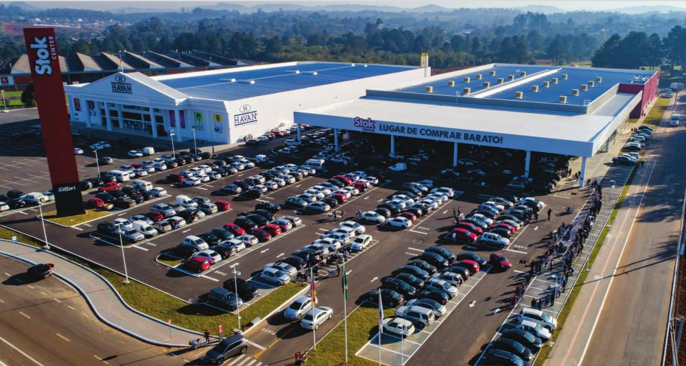 Guaíba receberá uma unidade da Stok Center, rede do Comercial Zaffari
