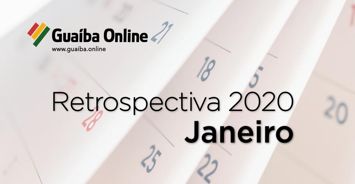 Veja o que foi notícia em janeiro na série Retrospectiva 2020 do Guaíba Online