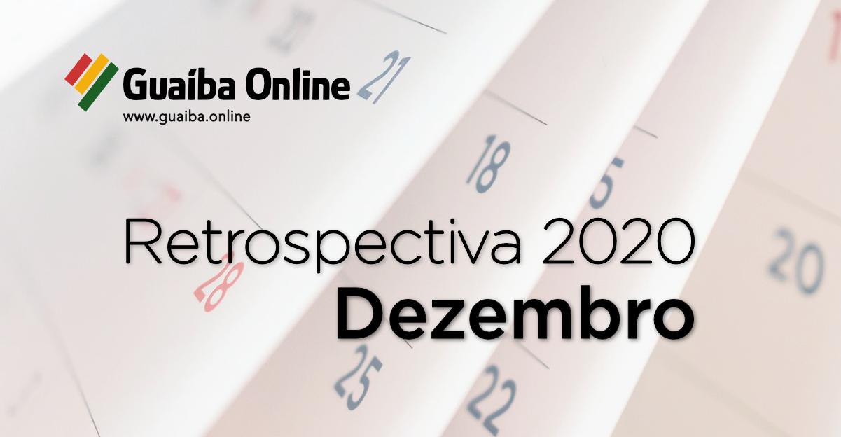 Veja o que foi notícia em dezembro na série Retrospectiva 2020 do Guaíba Online