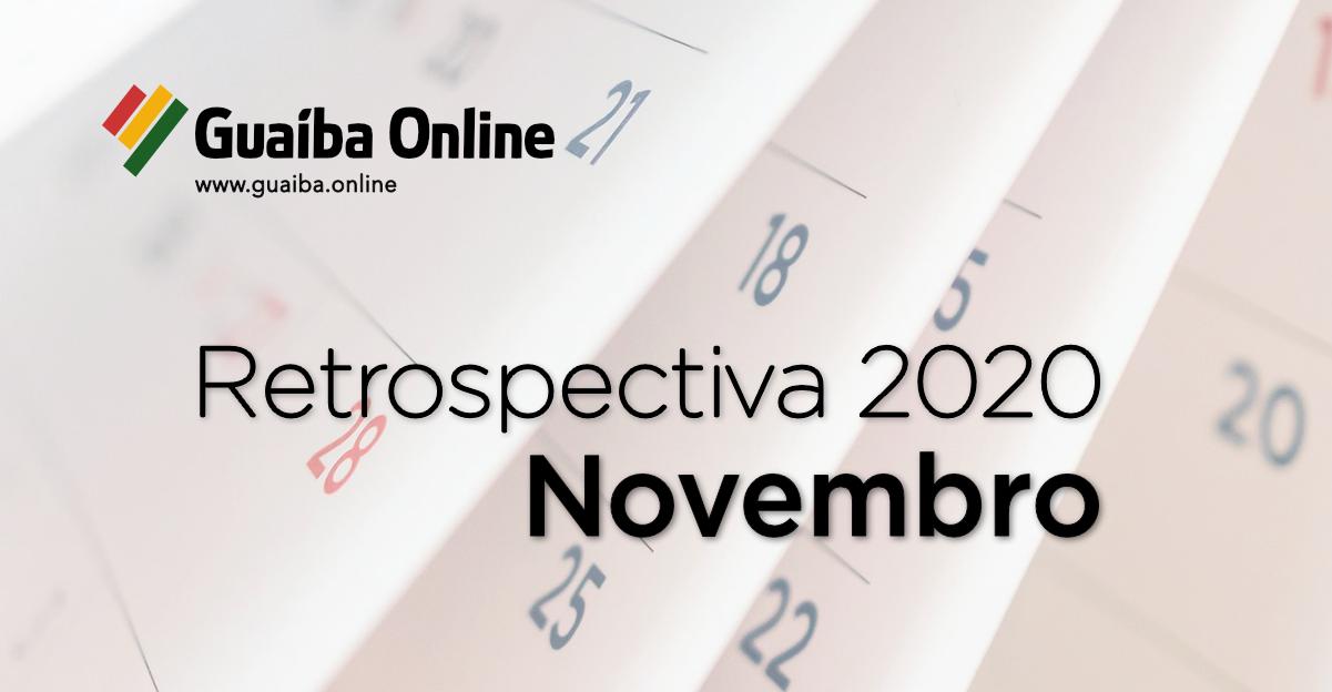Veja o que foi notícia em novembro na série Retrospectiva 2020 do Guaíba Online