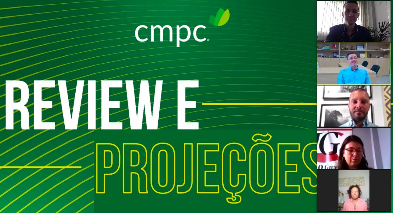 CMPC apresenta dados e iniciativas de 2020 em café da manhã com imprensa; veja os números