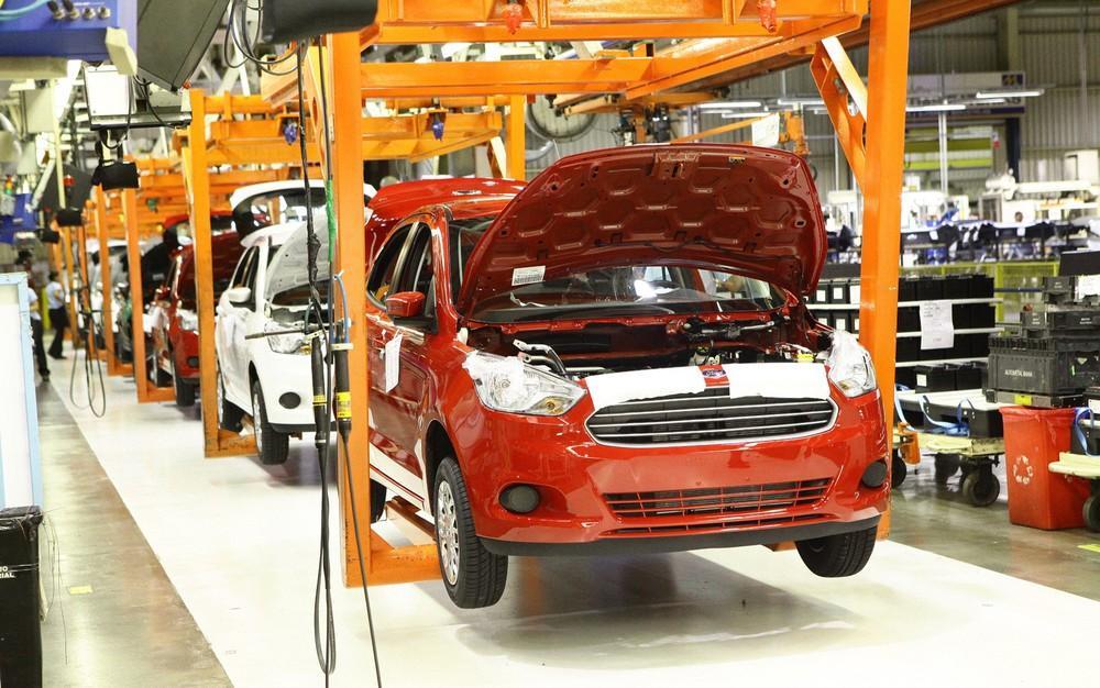 Ford para de produzir no Brasil e fecha fábrica da Bahia, que seria instalada em Guaíba há 22 anos