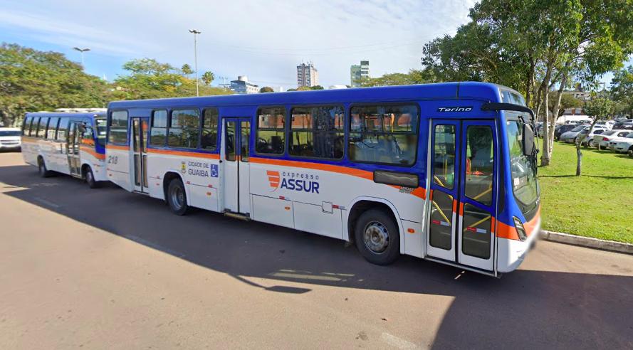Greve dos rodoviários em Guaíba entra no segundo dia e ônibus não circulam na manhã de terça