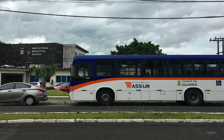 Sem acordo em audiência, ônibus de Guaíba vão circular com 40% da frota a partir desta quarta-feira