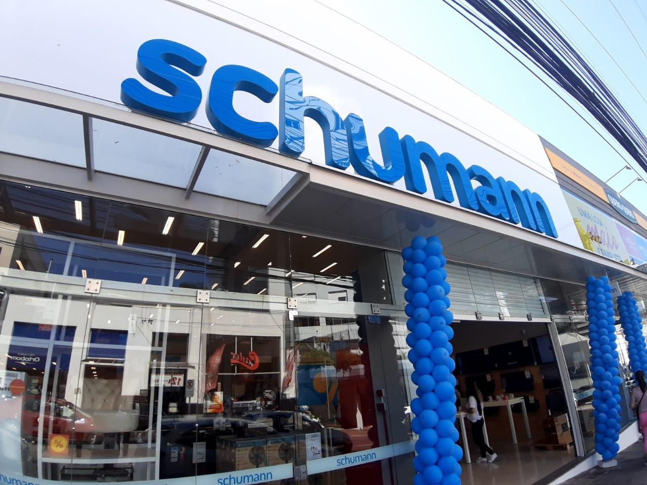Schumann abre vagas em quatro áreas para trabalhar em sua nova loja em Guaíba; veja como se candidatar
