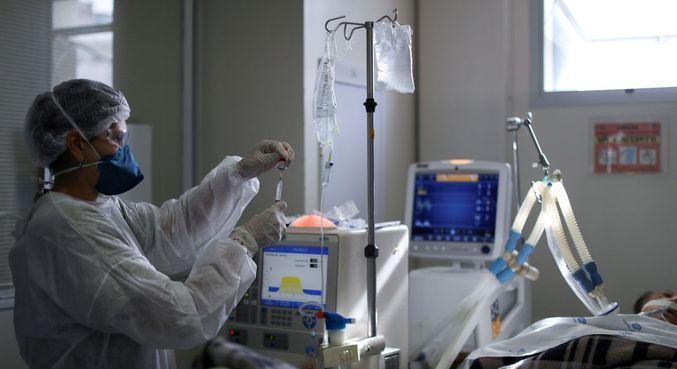 Hospital de Guaíba recebe 525 ampolas de medicamentos do kit intubação; veja números para a região
