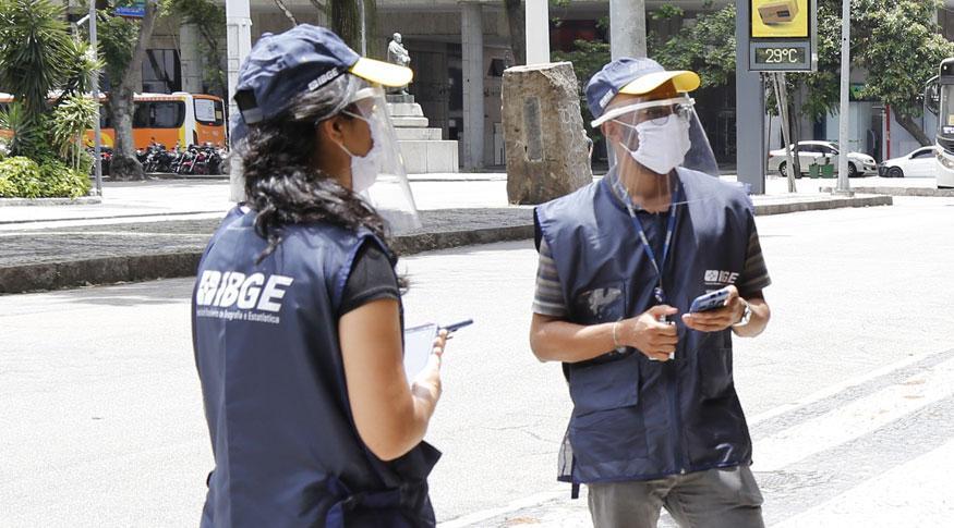 IBGE tem mais de 100 vagas abertas para o Censo 2021 em Guaíba
