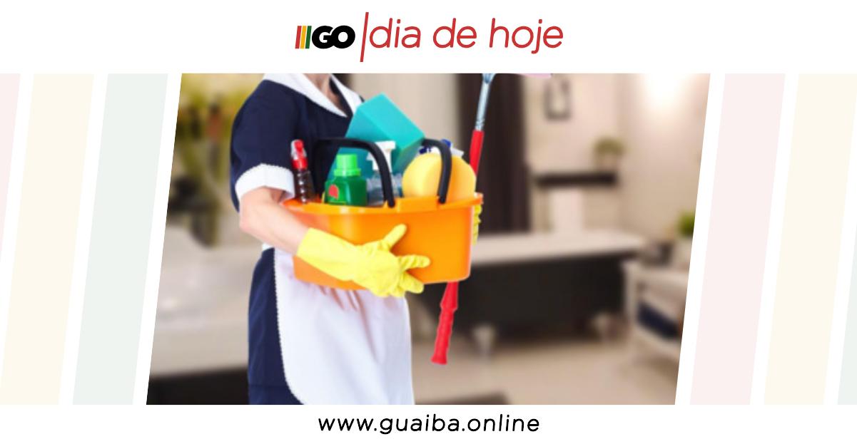 27 de abril é o Dia da Empregada Doméstica e do Design Gráfico; veja mais sobre a data de hoje