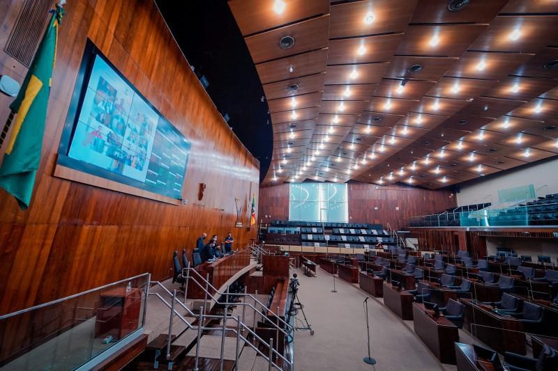 Assembleia aprova auxílio emergencial aos setores mais afetados pela pandemia no RS