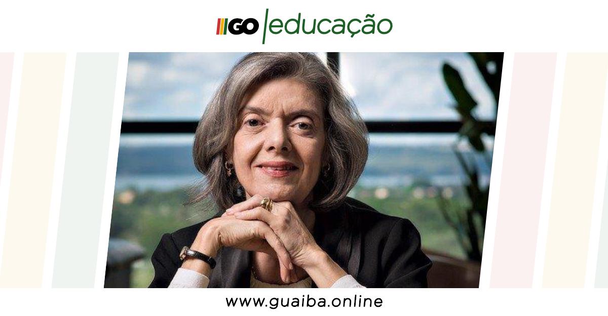 Ministra do STF, Carmen Lúcia, é a convidada de live da Ulbra nesta segunda; veja como assistir