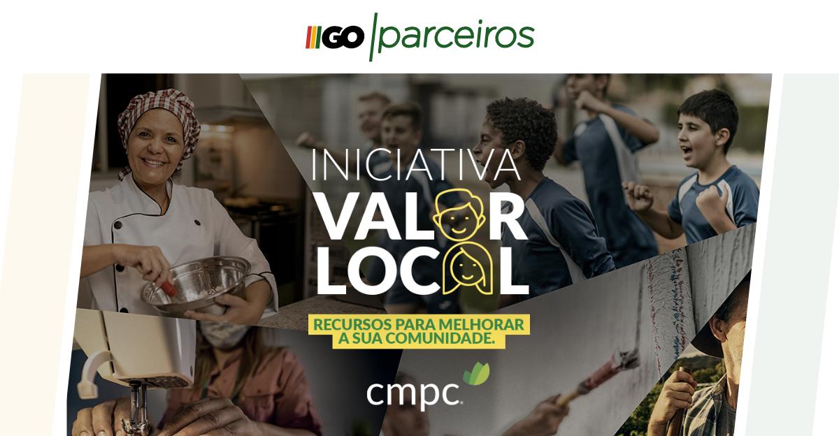 Tem uma ideia para melhorar a sua região? Conheça o Valor Local da CMPC e participe dessainiciativa