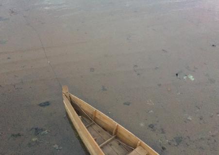 Veja por que o Guaíba voltou a ter pontos de água transparente na última semana