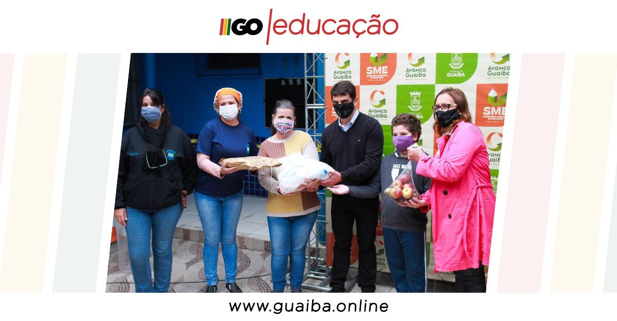 Guaíba inicia entregas dos primeiros Kits de Alimentação nas escolas públicas municipais