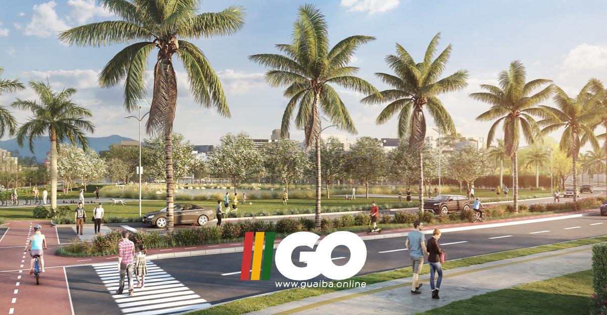 Campanha do empreendimento Guaíba Park distribui três mil mudas de árvores gratuitamente na cidade