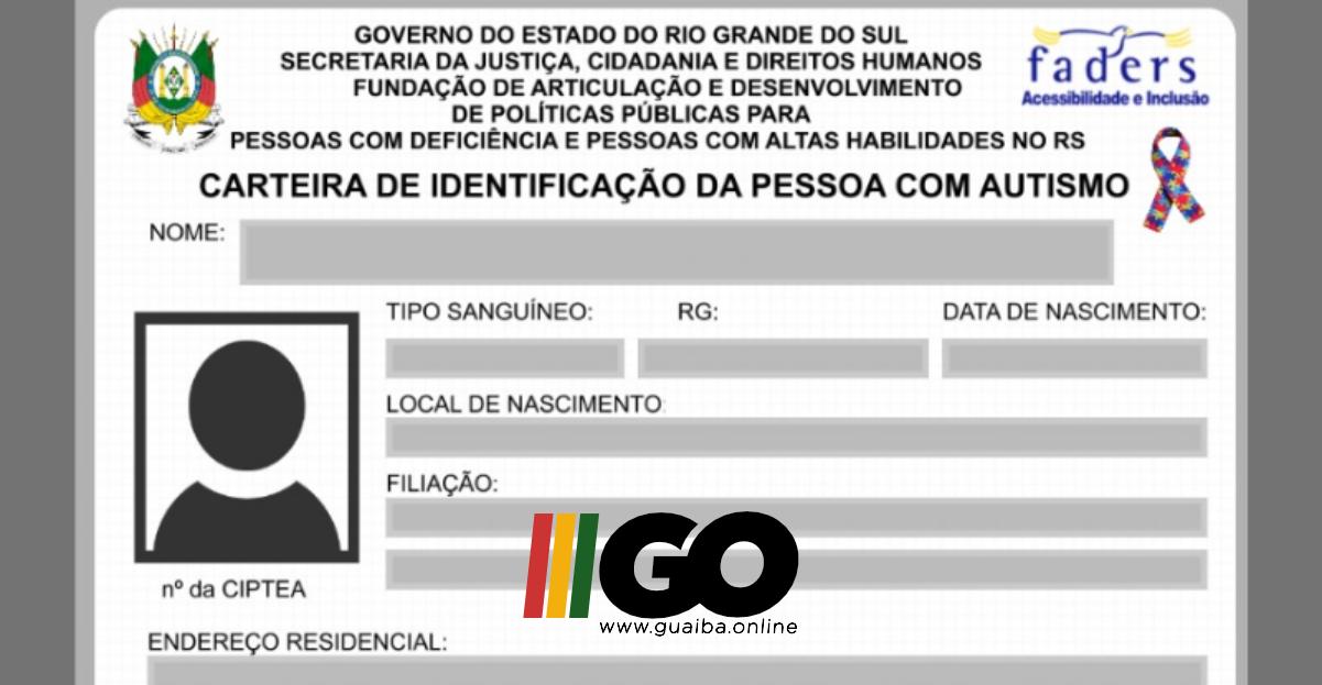 Documento para pessoas com transtorno do espectro autista começa a ser feito no Rio Grande do Sul