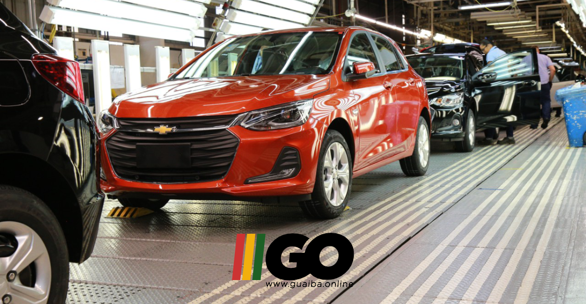 Fábrica da GM em Gravataí, parada desde abril, deve retomar produção em julho