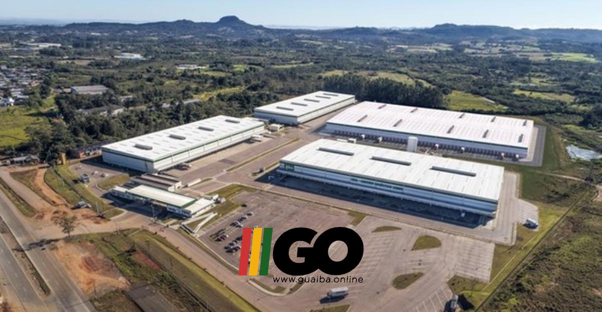Segunda maior rede de varejo do país, Magalu começa a operar seu novo centro de distribuição no RS