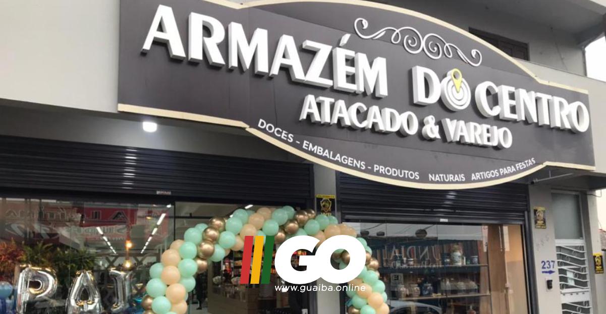 Armazém do Centro inaugura nova loja em Guaíba; confira as novidades