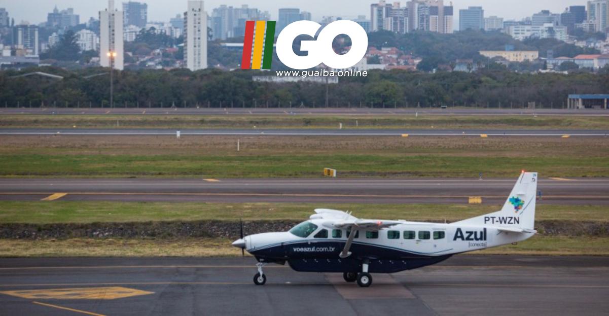 Com estreia de oito voos, RS passa a ser o Estado mais conectado por rotas regionais; veja detalhes