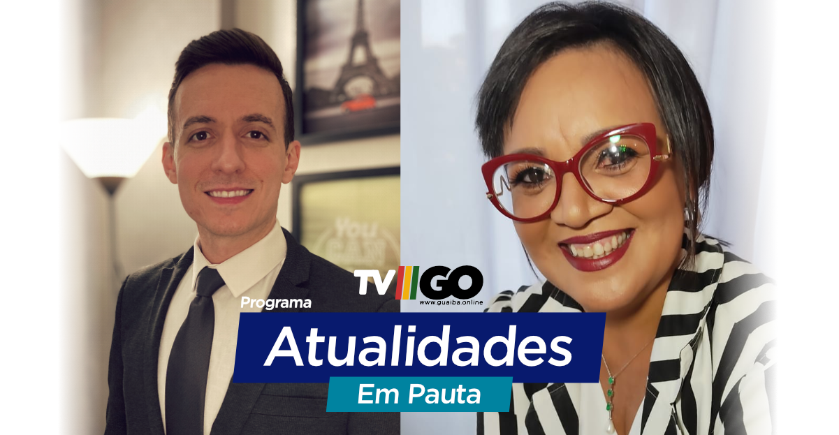 Jornal Digital Guaíba Online estreia programa ao vivo nas noites de terças e quintas; veja como assistir e participar