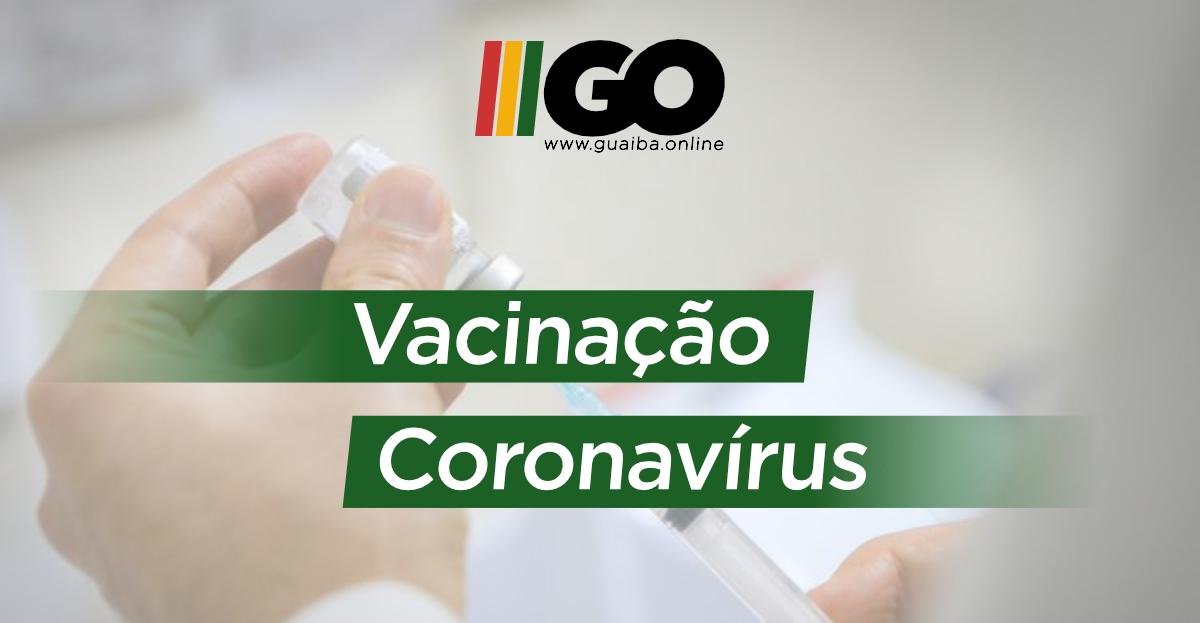 Pessoas de 24 anos sem comorbidades podem se vacinar em Guaíba na segunda (16); veja detalhes