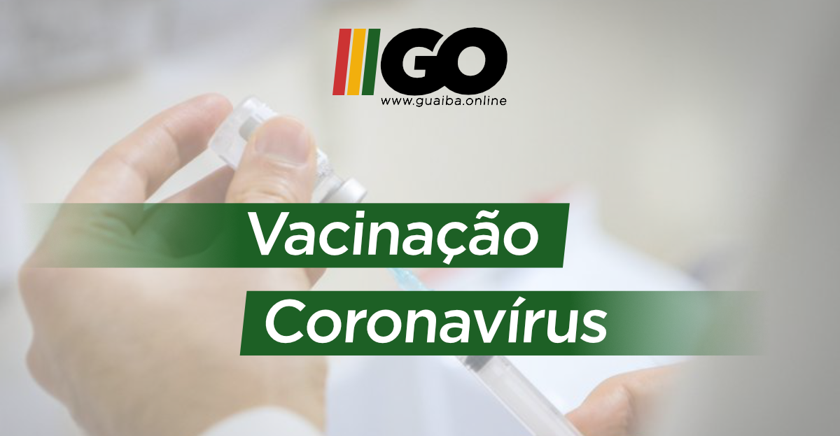 Pessoas de 27 e 28 anos sem comorbidades podem se vacinar em Guaíba na quinta-feira (12); veja detalhes
